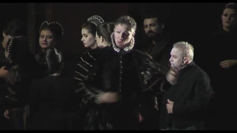 Donizetti Lucia di Lammermoor Доницетти Лючия ди Ламмермур Coruña