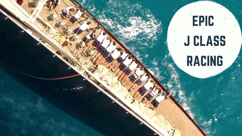 Best of J CLASS Yacht Racing
