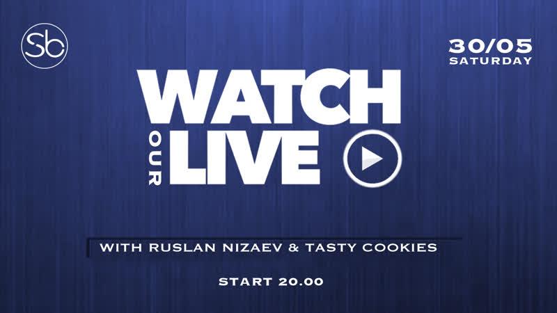30.05.20 Stream with Ruslan Nizaev Tasty Cookies