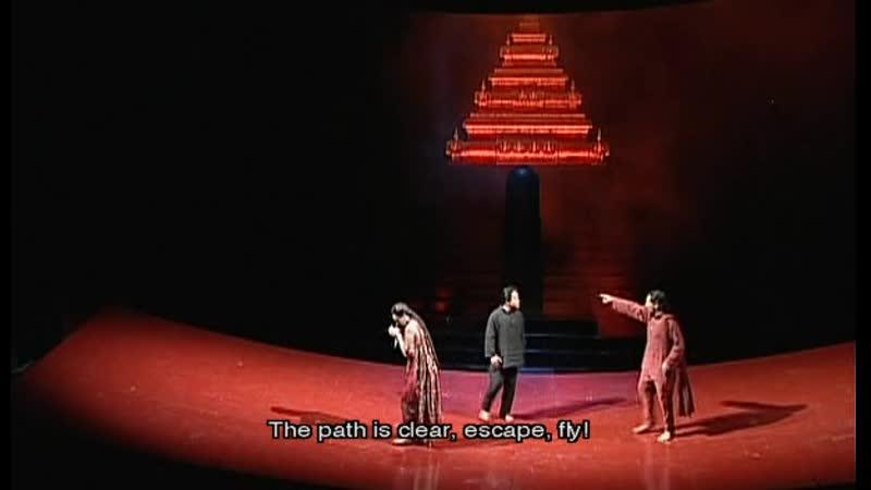 Бизе Ж Искатели жемчуга La Fenice de Venecia 2004 г 4