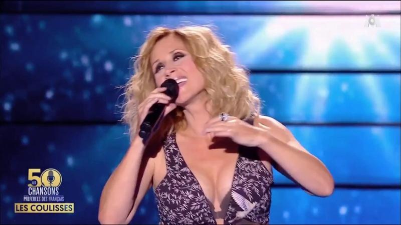 Lara Fabian - Growing Wings (Live)   Les 50 chansons préférées des Français   19. 10. 2017 / 1080p50