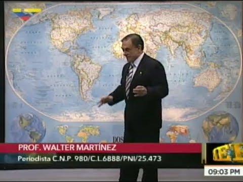 (Vídeo) Dossier con Walter Martínez del día Jueves, 21 de Junio de 2018