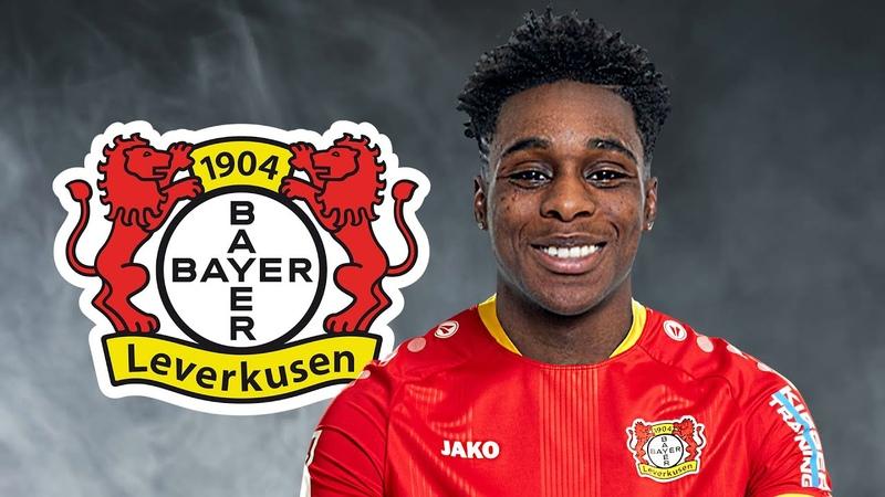 JEREMIE FRIMPONG Welcome to Bayer Leverkusen 2021 Skills Goals HD