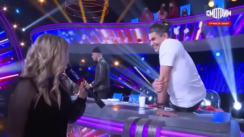 Николай Цискаридзе интервью Танцы со звёздами 12 сезон финал 21 02 2021