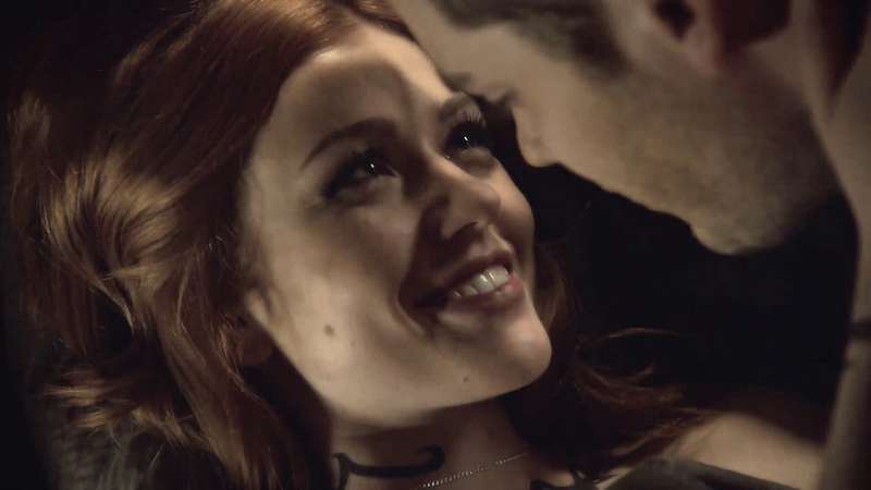 Clace First Time Morning Scene HQ (Shadowhunters 3x14)