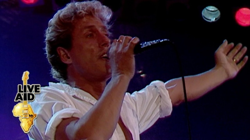 The Who - Love Reign Oer Me (Live Aid 1985)