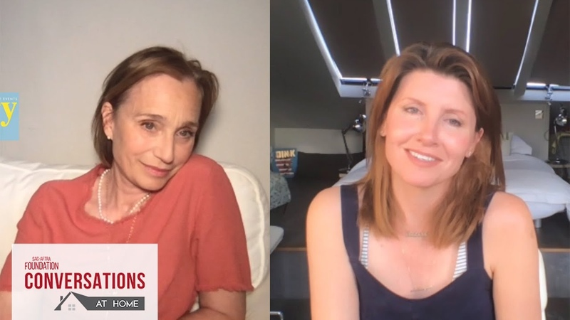 Conversations at Home with Sharon Horgan Kristin Scott Thomas of MILITARY WIVES