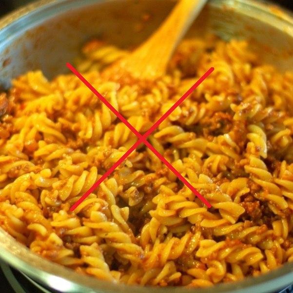 5 ошибок в готовке еды, которые мы совершаем каждый день