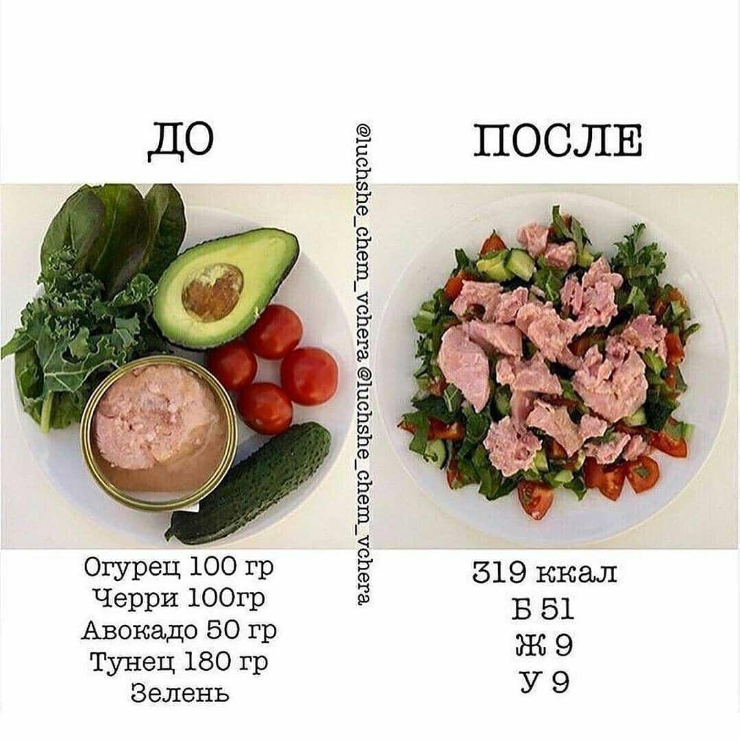 Подборка простых рецептов на каждый день