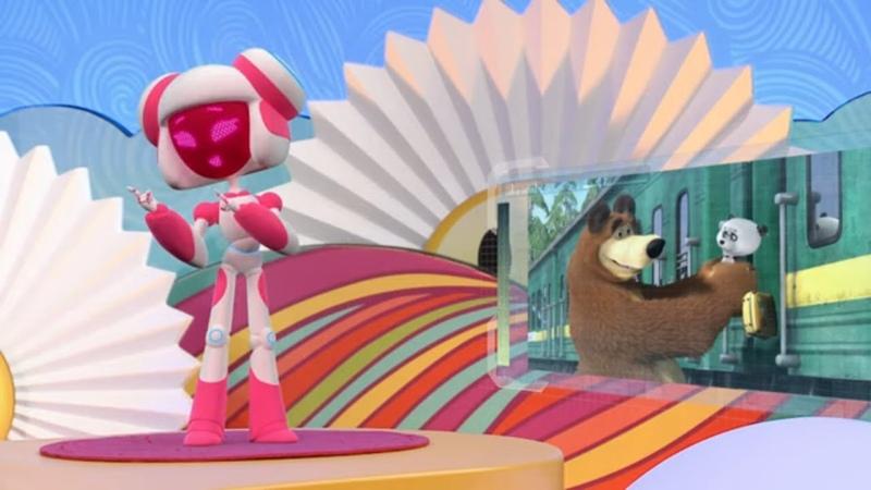 Сюжет о роботе Ро из мультфильма Ник изобретатель в Мультобзоре