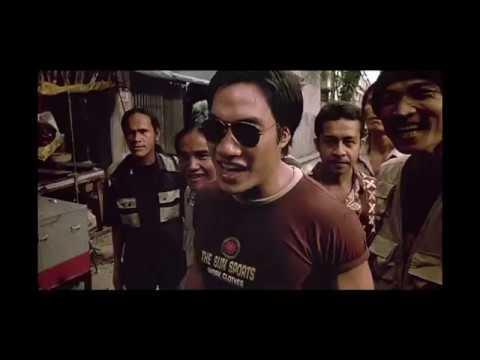 YALI YALI Todd Terje Edit vs Ong Bak chase scene