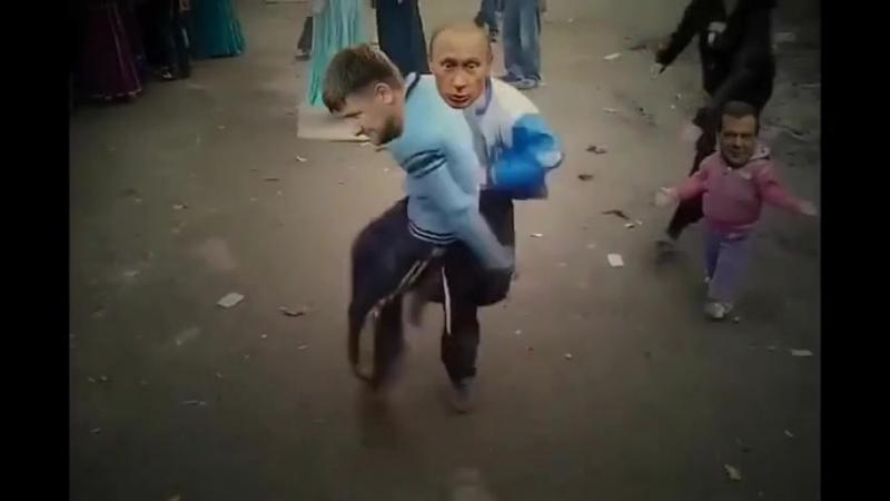 РАМЗАН И ВОВАН НИХУЁВО ЕБАШУТ vsratiy smehuyoshki