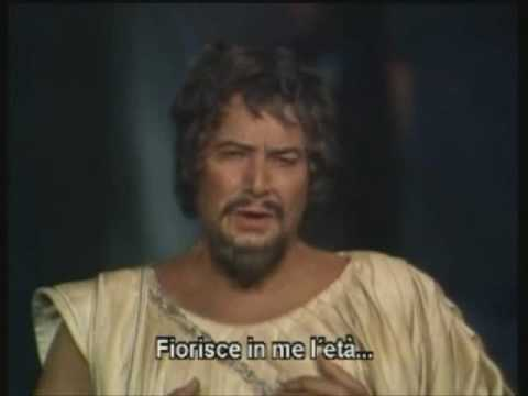 Richard Lewis Torna la pace W A Mozart