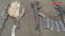 الجهات المختصة تقضي بكمين محكم على 3 إرهابيين وتلقي القبض على 3 آخرين شمال غرب منطقة السخنة