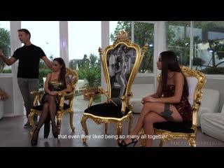 [RoccoSiffredi] Malena, Martina Smeraldi - Gangbang Challenge Part 1 NewPorn2020