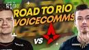 NiP COMMS: vs Astralis in Road to Rio - EAVESDROP   Ninjas in Pyjamas [ENG subs]
