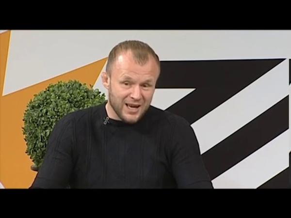 Отрывок программы А дома лучше на 12 канале с участием А Шлеменко А Корешкова И Колесника