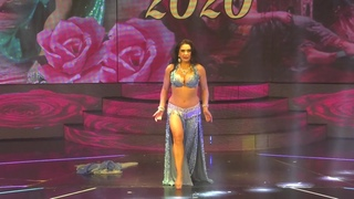 Aziza of Canada 2020 - On Instrumental Music and Bellydance Drum Solo by Yassir Jamal