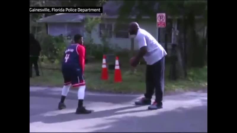 Шак и полиция