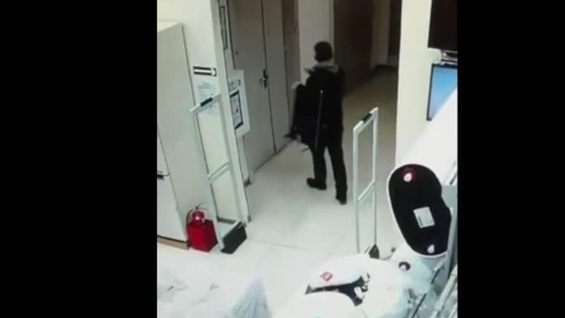 Внимание розыск преступника