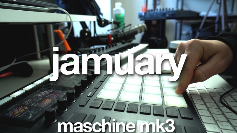 Another Beatmaking session scratch Jamuary