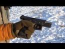 Самый мощный травматический пистолет Grand Power T12 [ Отстрел ]