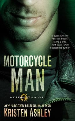 Motorcycle Man (Dream Man #4)
