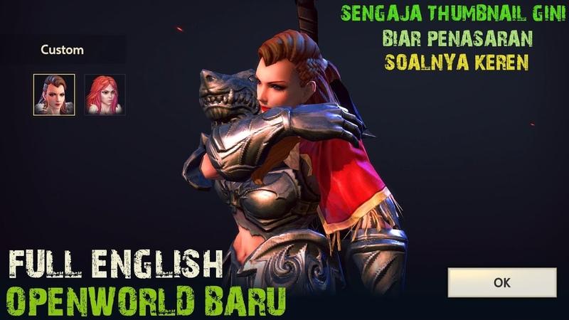 Eaa Openworld Baru | HEGEMONY WAR Siege Of Thrones GAmeplay Android ( EN )
