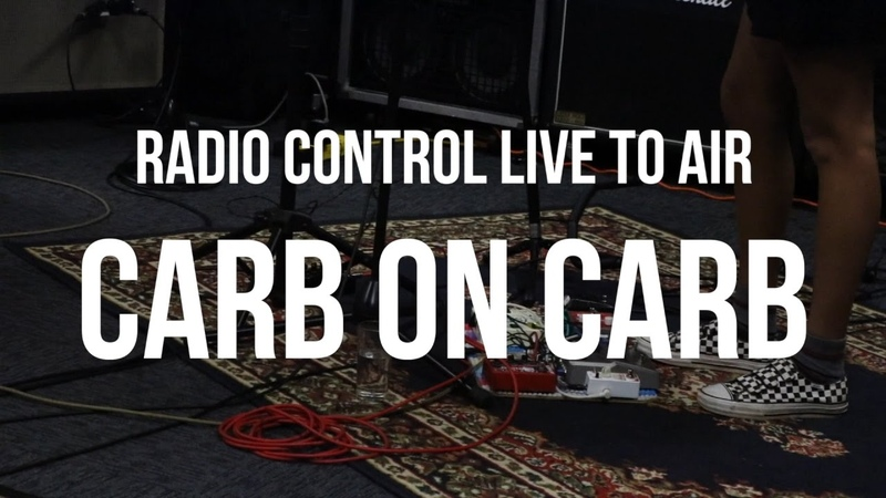 Carb On Carb (Live To Air - Radio Control)