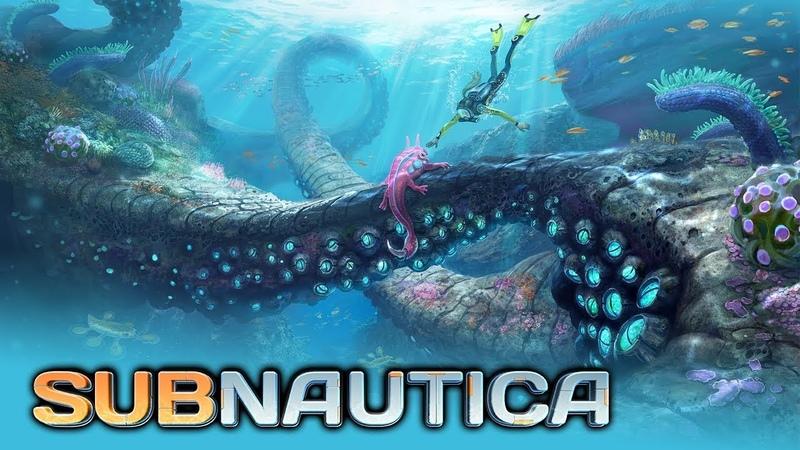 Прохождение Subnautica (Сканирование и Грави-ловушка) 2
