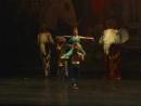 Кофе, или арабский танец из балета П.И.Чайковского Щелкунчик