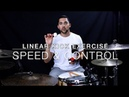 Linear Kick Drum Speed Coordination Exercise