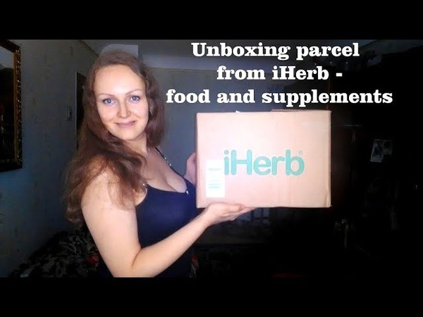 What I got from iHerb.com - unboxing (food, supplements, shower cap and more)