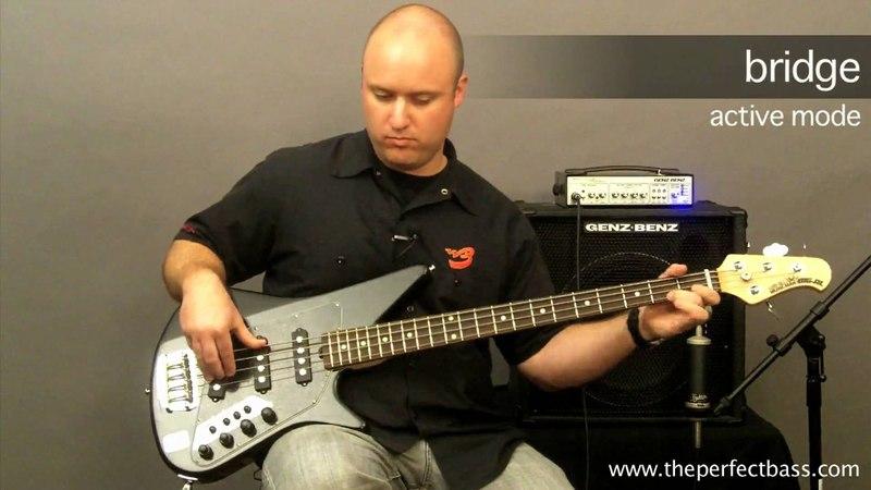 Music Man Big Al 4 SSS w/ Rosewood Fingerboard - The Perfect Bass