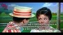 Mary Poppins (1964) - Supercalifragilisticexpialidocious - Video/Lyrics
