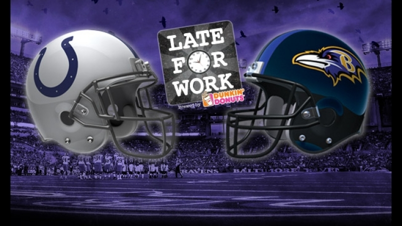 Colts Ravens