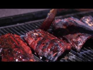 Вкуснейшие рёбрешки барбекю.  Рецепт американской кухни