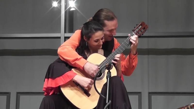 Anabel Montesinos, Marco Tamayo - W. A. Mozart, Rondo Alla Turca