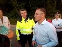 Волоколамск Ядрово Министр экологии МО посетил свалку