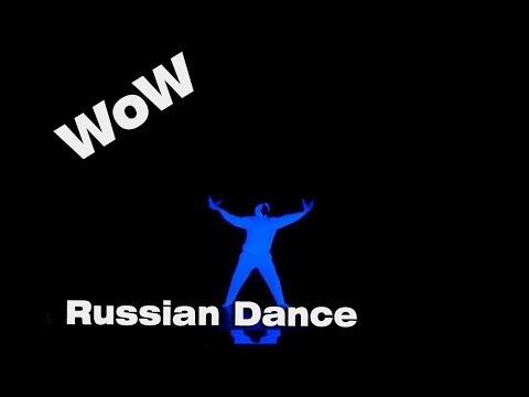 UDI Dance Russian Dance Crew LIGHT UP America's Got Talent 2018
