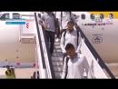 🛬🚍🏨 ¡Así fue la llegada del equipo a Castellón