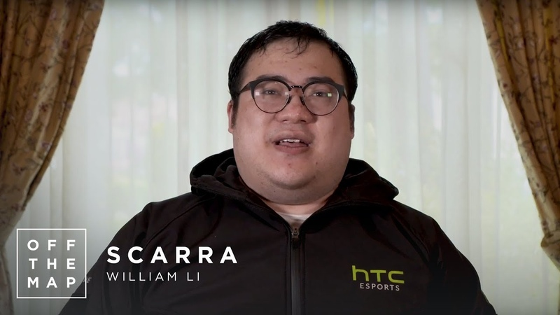 Off the Map   Scarra