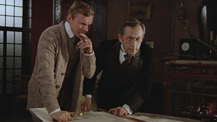 Шерлок Холмс и Доктор Ватсон (1981) BDRip [1080p 60fps]