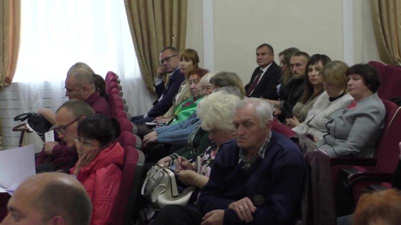 Очередное заседание Общественного совета 21.06.18г