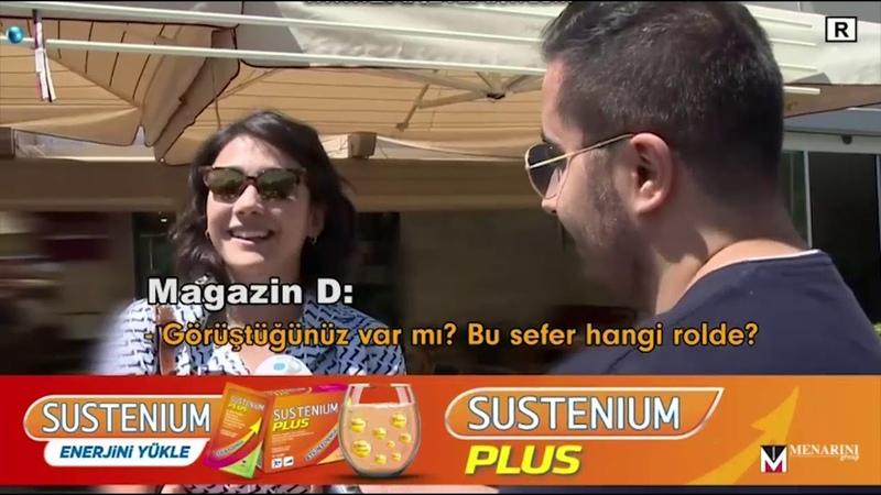 Aybüke Pusat Magazin D Yaz Röportajı YENİ