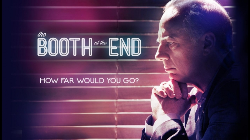 Столик в углу / The Booth at the End (2011) 1 сезон 1 серия (Start. See What Happens)
