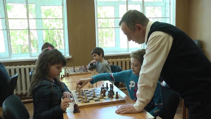 Основы методики решения шахматных задач. Пилотный анонс видеокурса от съемочной группы Белый конь.