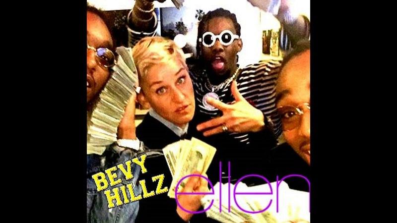 ELLEN - BEVY HILLZ (Produced by Carrot Cake)