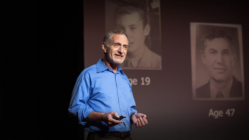 What makes a good life Lessons from the longest study on happiness   Robert Waldinger