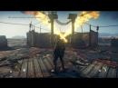 Mad Max бой с боссам